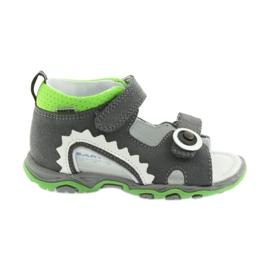 Sandales Garçons navets Bartek 51063 gris