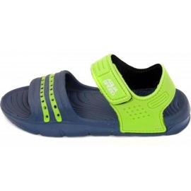 Sandales Aqua-speed Noli bleu marine Enfants col.48