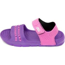 Sandales Aqua-speed Noli violet rose enfants 93