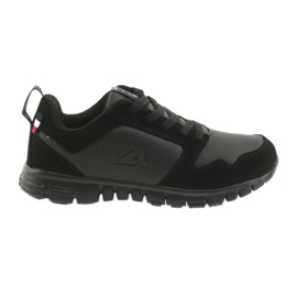 Chaussures de sport American Club FH16 noir