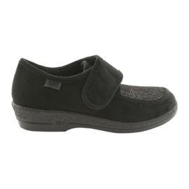 Noir Befado chaussures pour femmes pu 984D017