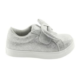 Gris Sneakers American Club arc ES23 argent