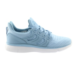 American Club Chaussures de sport American FH07 bleu