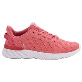 Ax Boxing Chaussures de sport légères rose