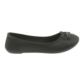 Baskets McKey ballerines noir