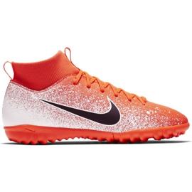 Chaussures de football Nike Mercurial Superfly X 6 Academy Tf Jr AH7344-801