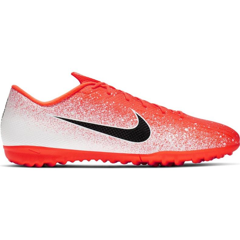 Chaussures de football Nike Mercurial Vapor X 12 Academy Tf M AH7384-801