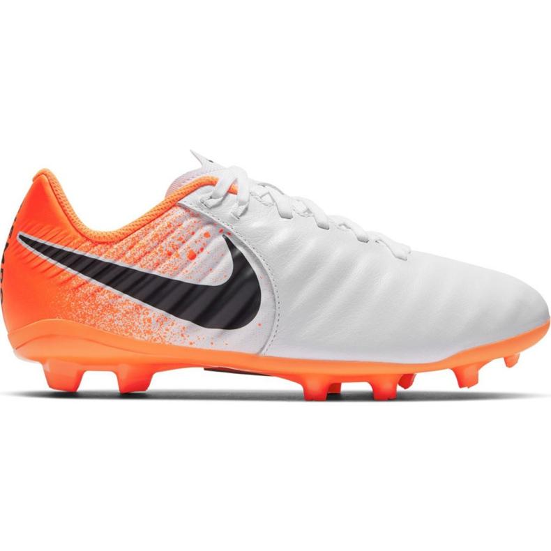 Chaussures de football Nike Tiempo Legend 7 Academy Mg Jr AO2291-118