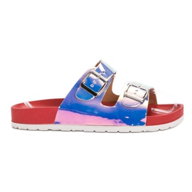 Seastar Chaussons Holo Femme multicolore