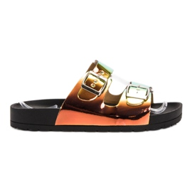 Seastar multicolore Chaussons Holo Femme