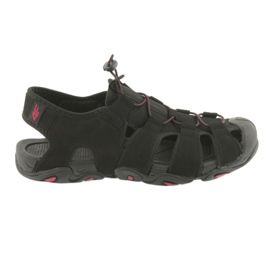 Sandales 4f M H4L18-SAM003 noir