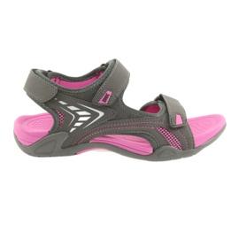 Sandales DK Femme EVA gris clair