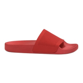 Chaussons Rouges VICES