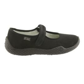 Noir Befado chaussures pour femmes - jeune 197D002