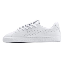 Blanc Puma Basket Crush Chaussures Perf Wn's W 369689 01