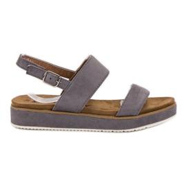 Goodin Sandales grises