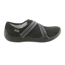 Noir Befado chaussures pour femmes - jeune 434D014