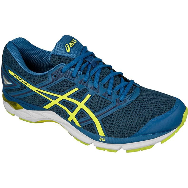 Chaussures de running Asics Gel-Phoenix 8 M T6F2N-4907 bleu