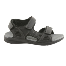 American Club noir American Youth Sports Sandals HL08 cz