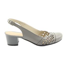 Sandales pour femmes Gregors 771 gris