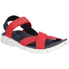 Sandales 4F W H4L19-SAD002 36S rouge