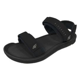 Sandales 4F M H4L19-SAM001 20S noir