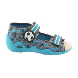 Chaussures enfant jaune Befado 350P001