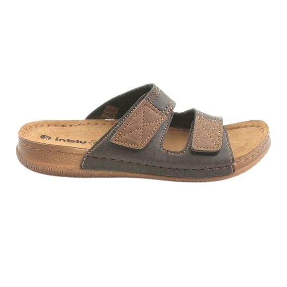 Chaussures homme Inblu TH015 marron brun