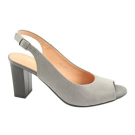 Sandales Espinto S274 d'extérieur pour femmes gris
