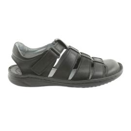 Sandales de sport pour hommes Riko 619 noir