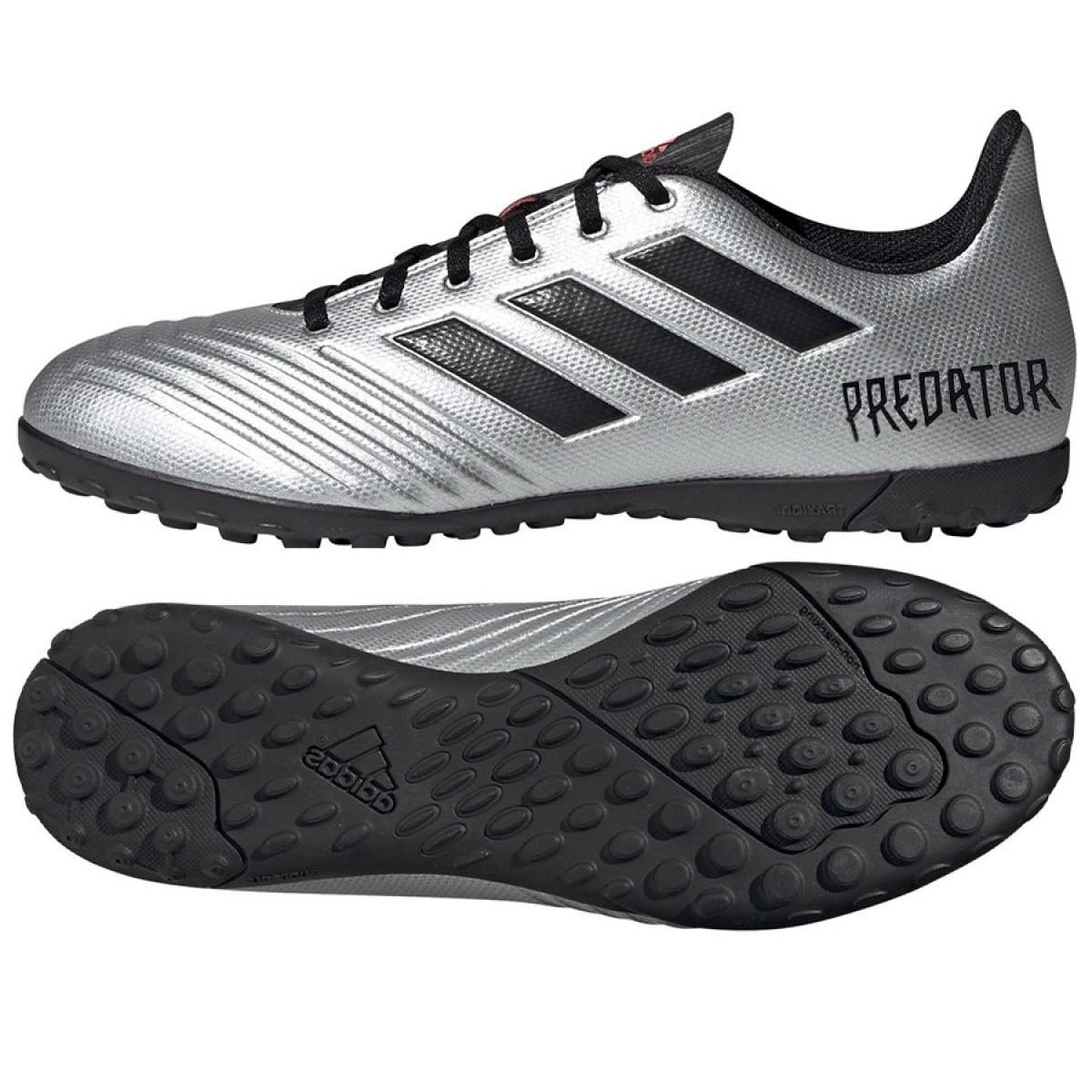 Chaussures de foot adidas Predator 19.4 Tf M F35634