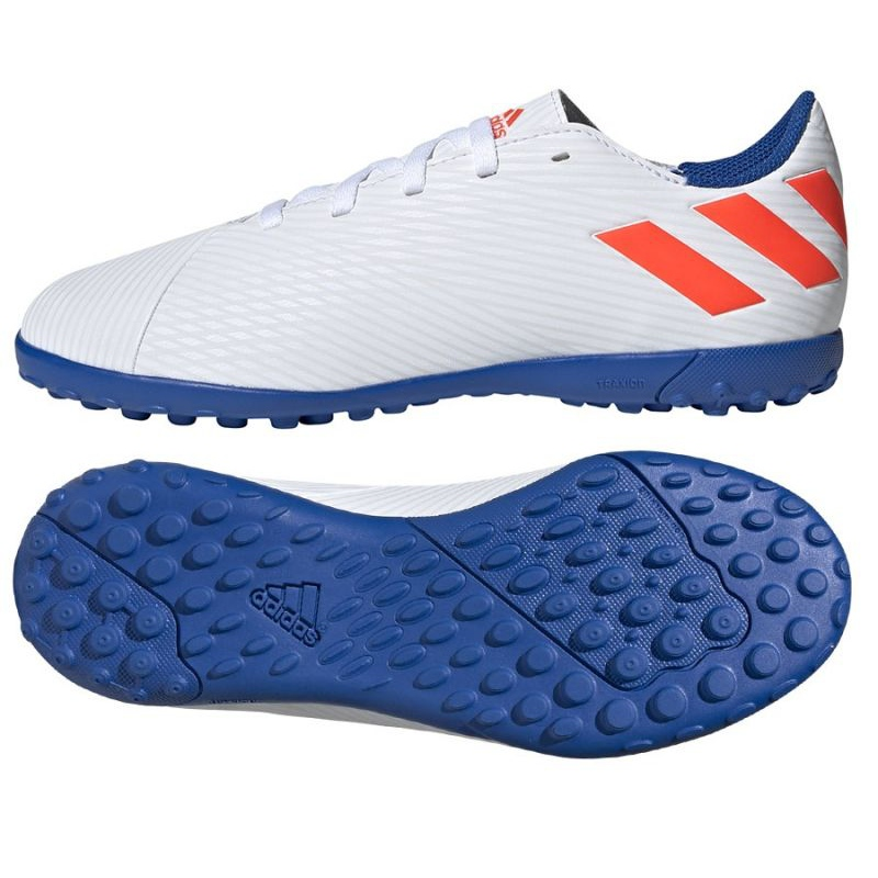 De Nemeziz Chaussures Foot Jr F99929 4 Tf Adidas Messi 19 SVpqUzM