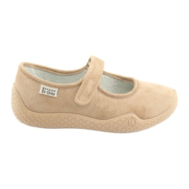 Brun Befado chaussures pour femmes - jeune 197D004