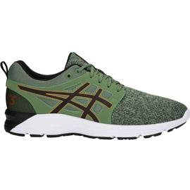 Chaussures de course Asics Gel Torrance vert noir M 1021A049 300