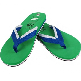 Chaussons 4F M H4L19 KLM002 41S Vert