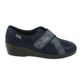 Bleu Befado chaussures pour femmes pu 032D001