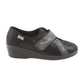 Befado chaussures pour femmes pu 032D002 noir