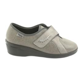 Befado chaussures pour femmes pu 032D003 gris