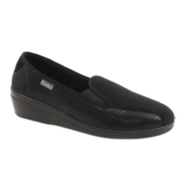 Noir Befado chaussures pour femmes pu 034D002