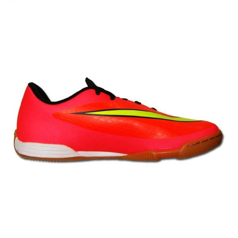Chaussures d'intérieur Nike Hypervenom Phade Ic Jr 599842-690 rouge rouge, rose