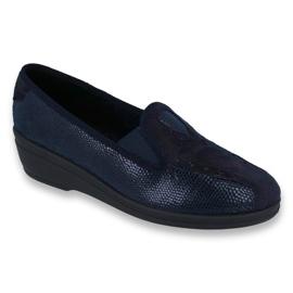 Marine Befado chaussures pour femmes pu 035D001