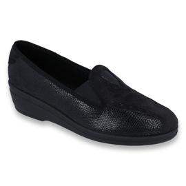 Noir Befado chaussures pour femmes pu 035D002
