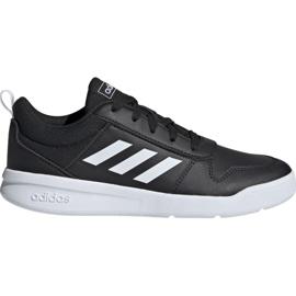 Noir Adidas Tensaur K Jr. EF1084 chaussures