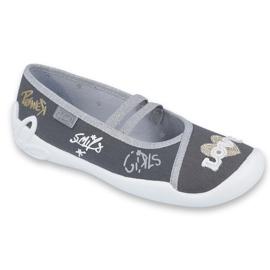 Gris Befado chaussures pour enfants 116Y259