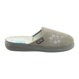 Gris Befado chaussures pour femmes pu 132D013