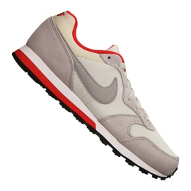 1180339a0 Rouge Nike FC M AQ3619-601 chaussures - ButyModne.pl