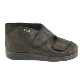 Brun Befado chaussures pour femmes pu 986D007