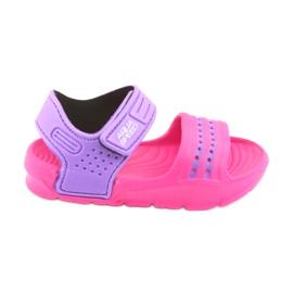 Sandales Aqua-speed Noli rose violet col.39