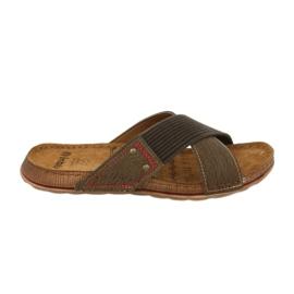 Brun Chaussures homme Inblu GG009 marron