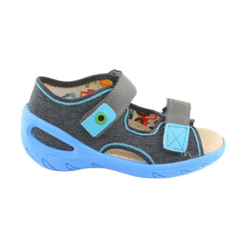 Befado chaussures pour enfants pu 065P125